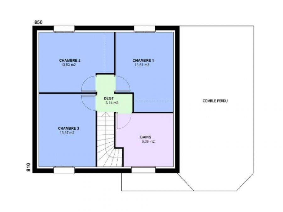 acheter maison 5 pièces 115 m² pontoy photo 4