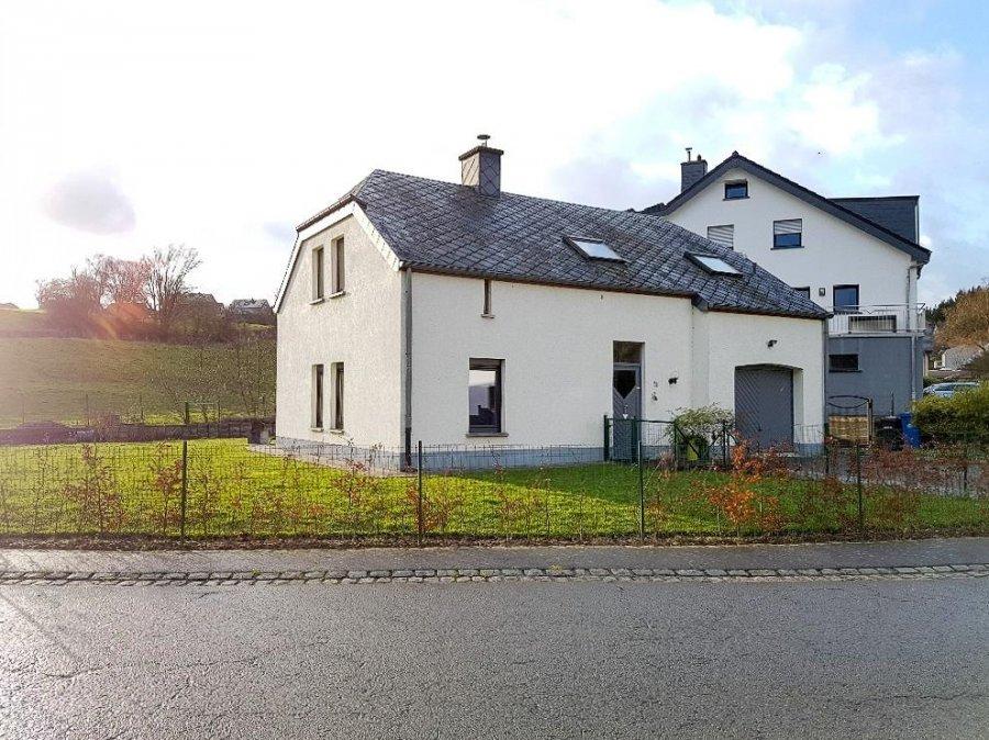 Maison individuelle à vendre 3 chambres à Erpeldange (Eschweiler)