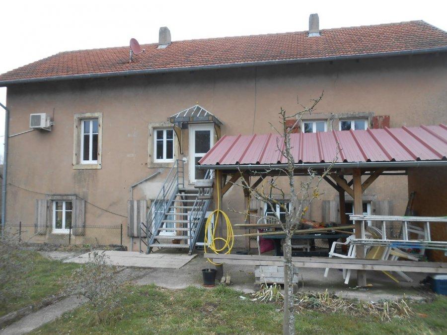 acheter maison 11 pièces 180 m² rohrbach-lès-bitche photo 1