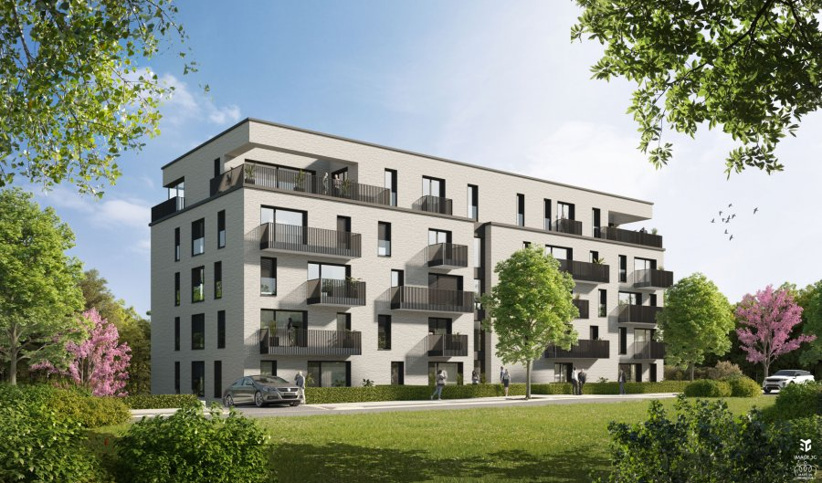 acheter appartement 1 chambre 51.88 m² luxembourg photo 3