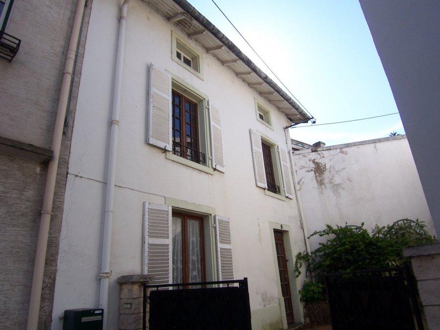acheter maison 4 pièces 84 m² pont-à-mousson photo 1