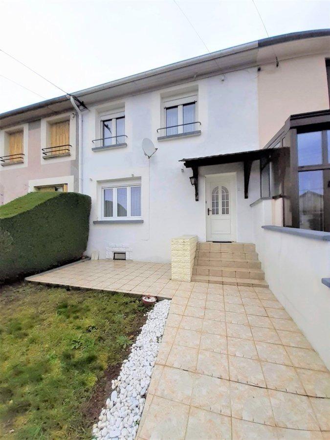 Maison mitoyenne à vendre F4 à Saint Nicolas-en-Forêt