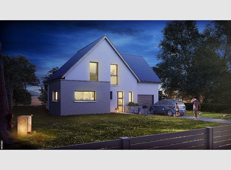 neuf maison 4 pi ces reutenbourg bas rhin r f 5605910. Black Bedroom Furniture Sets. Home Design Ideas