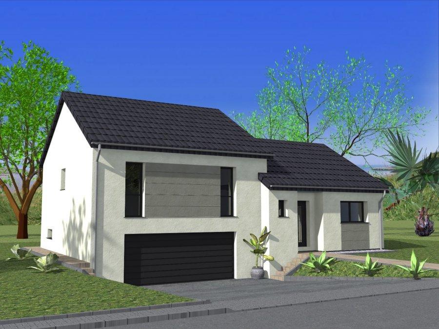 Maison individuelle à vendre F7 à DORNOT