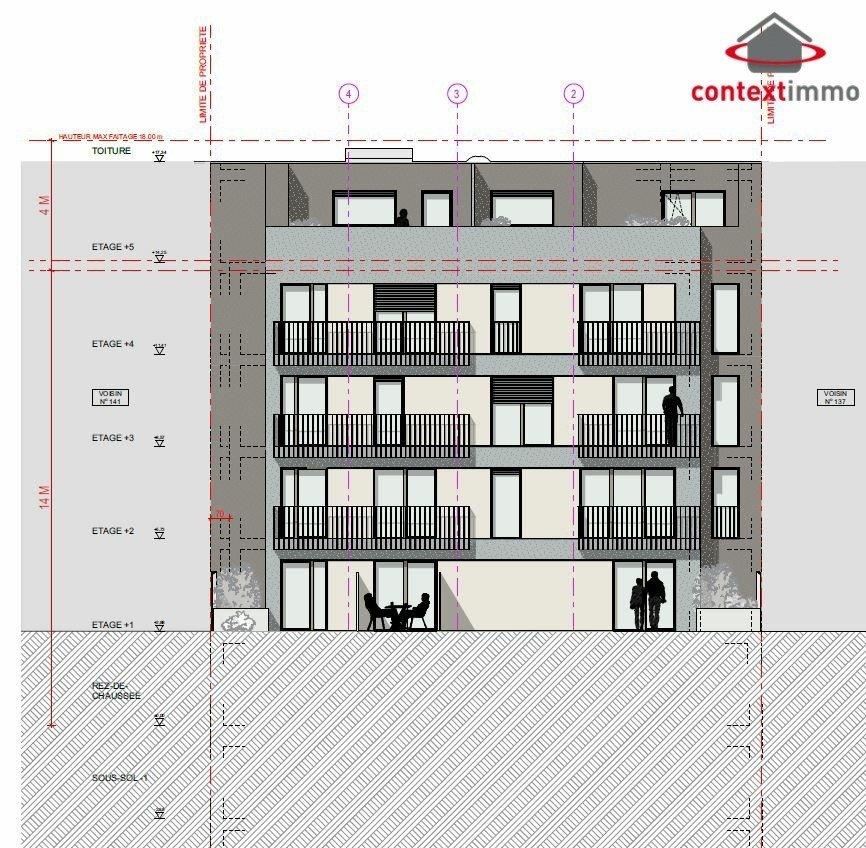 wohnung kaufen 1 schlafzimmer 44.71 m² luxembourg foto 4