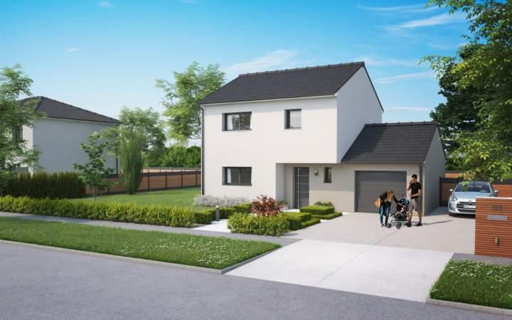 acheter maison 0 pièce 95 m² pouilly photo 1