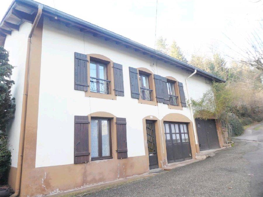 acheter maison 5 pièces 243 m² senones photo 1
