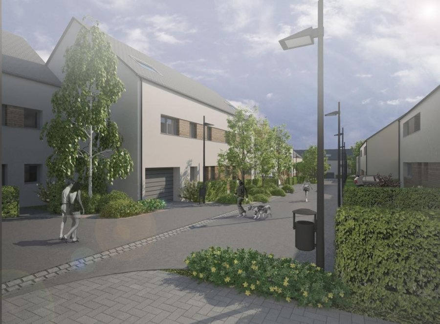 acheter maison mitoyenne 3 chambres 120 m² elvange (schengen) photo 1