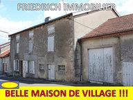 Maison à vendre F7 à Gondrecourt-le-Château - Réf. 4374566