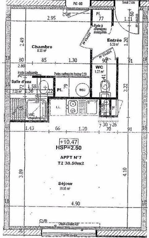 acheter appartement 2 pièces 38 m² sainte-luce-sur-loire photo 2