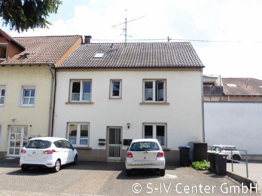 einfamilienhaus kaufen 6 zimmer 132 m² überherrn foto 1