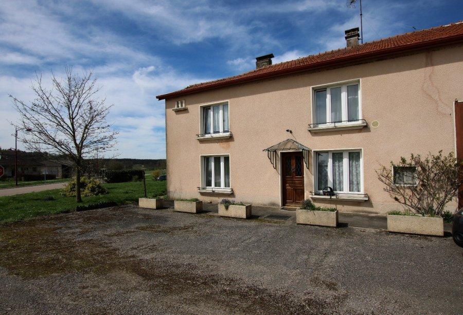 acheter maison 8 pièces 164 m² martigny-les-bains photo 1