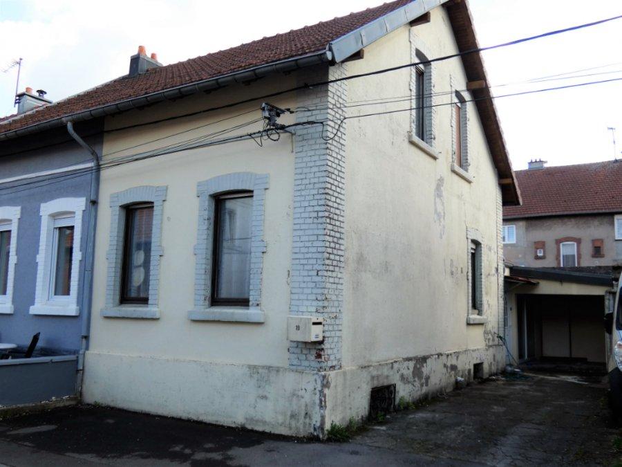 Maison à louer F3 à Aumetz