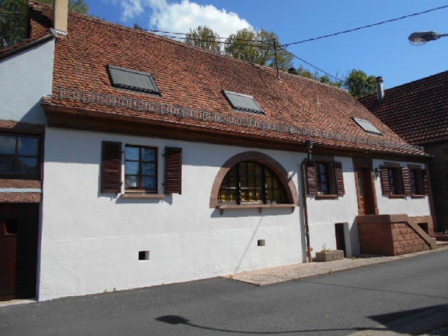 acheter maison 7 pièces 170 m² la petite-pierre photo 4