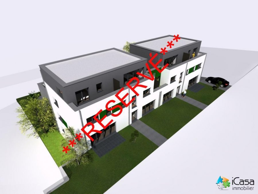 Duplex à vendre 2 chambres à Moestroff