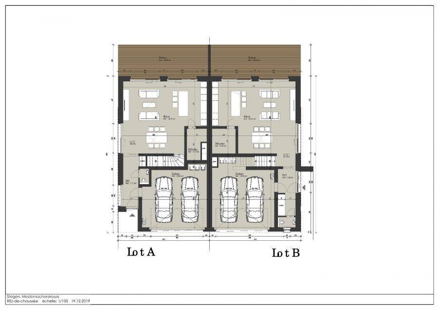 acheter maison jumelée 3 chambres 180 m² stegen photo 3