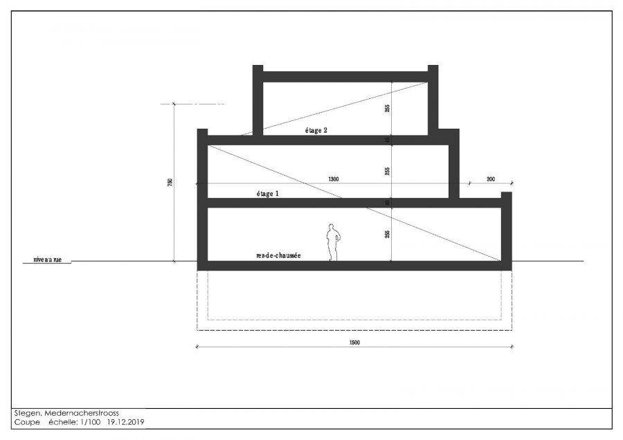 acheter maison jumelée 3 chambres 180 m² stegen photo 6