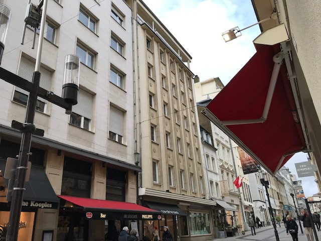 louer bureau 0 chambre 119 m² luxembourg photo 2