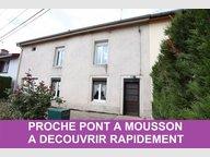 Maison à vendre F5 à Pont-à-Mousson - Réf. 6015270