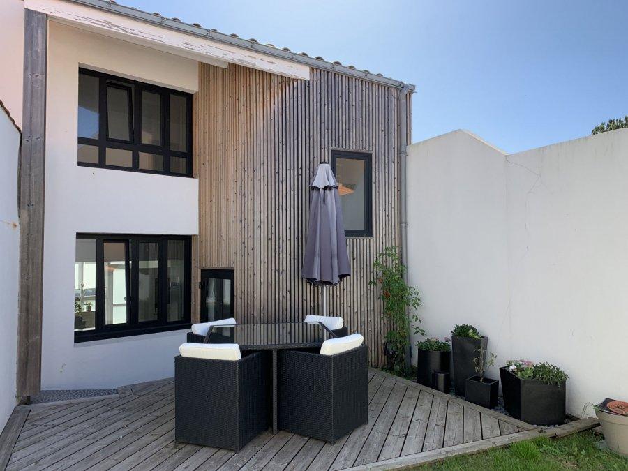 acheter maison 5 pièces 110 m² les sables-d'olonne photo 1