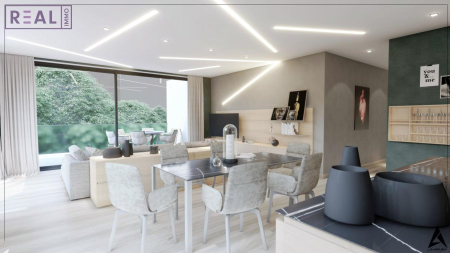 penthouse for buy 3 bedrooms 127.11 m² bertrange photo 1