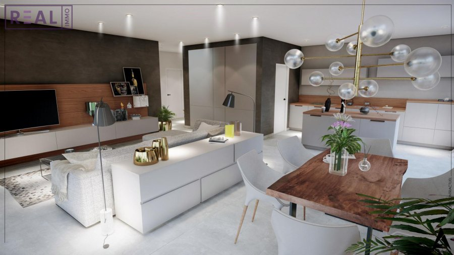 penthouse for buy 3 bedrooms 127.11 m² bertrange photo 3