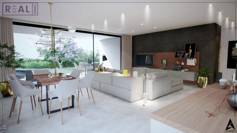 penthouse for buy 3 bedrooms 127.11 m² bertrange photo 7
