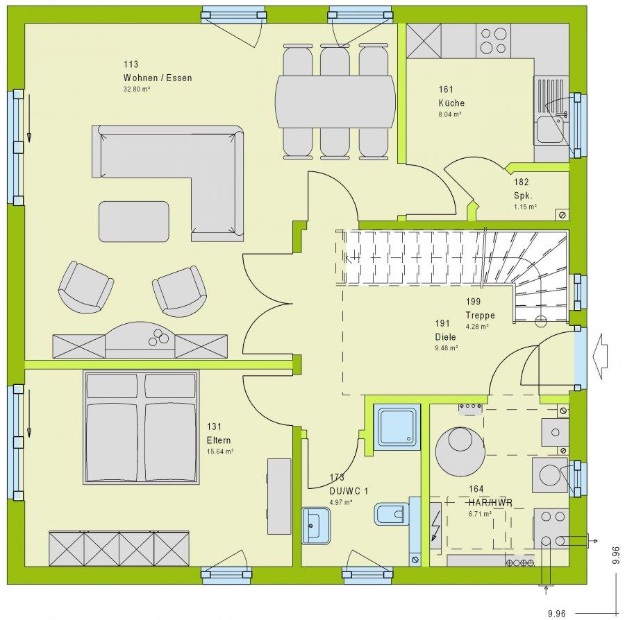 haus kaufen 5 zimmer 146 m² langsur foto 2