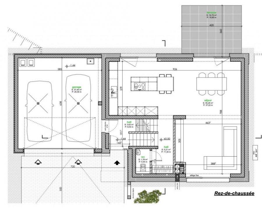 acheter maison mitoyenne 3 chambres 141 m² berbourg photo 4