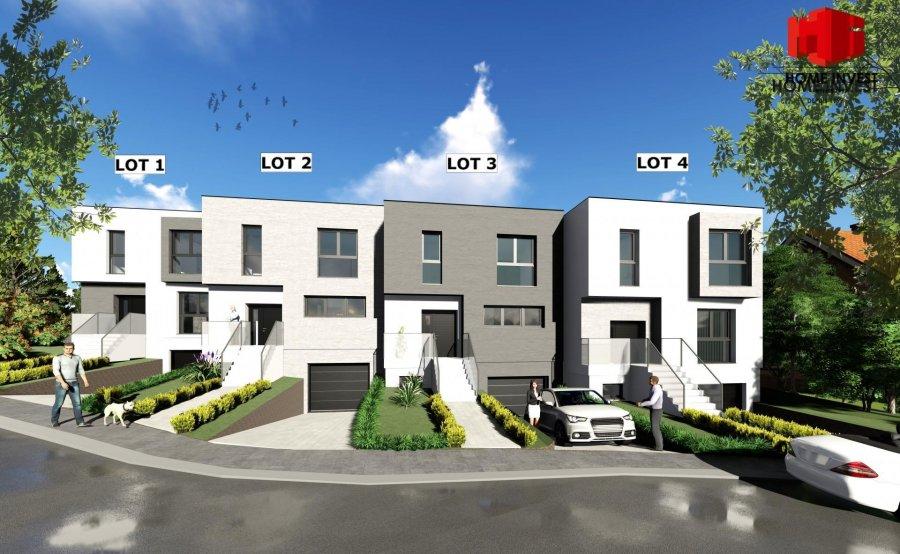 acheter maison mitoyenne 3 chambres 146 m² beringen (mersch) photo 1