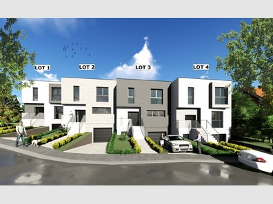 Maison mitoyenne à vendre 3 Chambres à Beringen (Mersch) - Réf. 6004518
