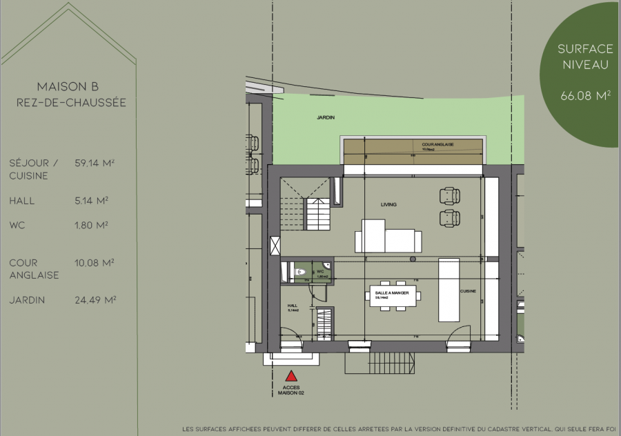 acheter maison 4 chambres 171.6 m² junglinster photo 4
