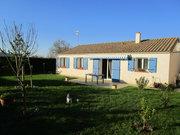 Maison à vendre F4 à Le Bernard - Réf. 6619446