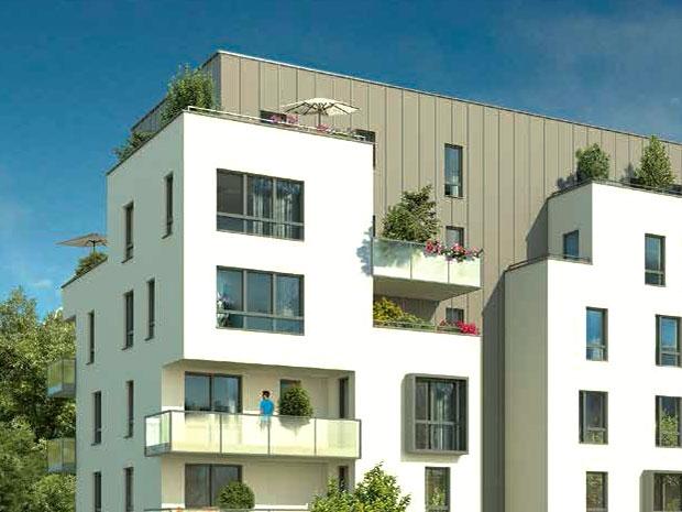 Appartement en vente illkirch graffenstaden 95 m for Acheter un appartement en construction