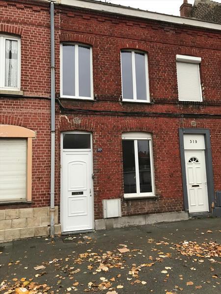 Maison à louer F3 à Tourcoing