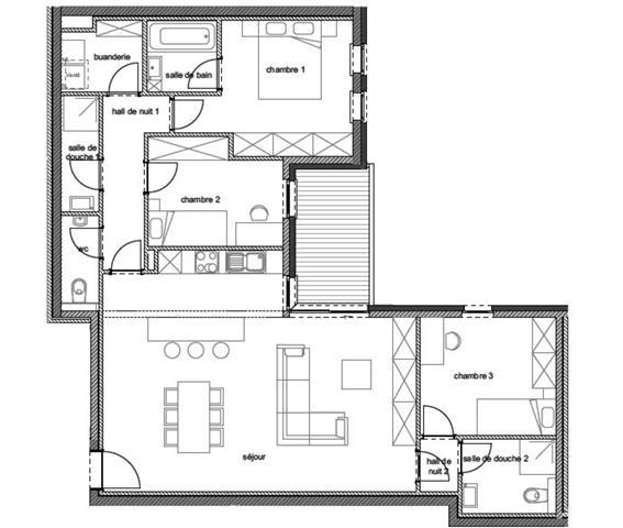 acheter appartement 3 pièces 112 m² arlon photo 2