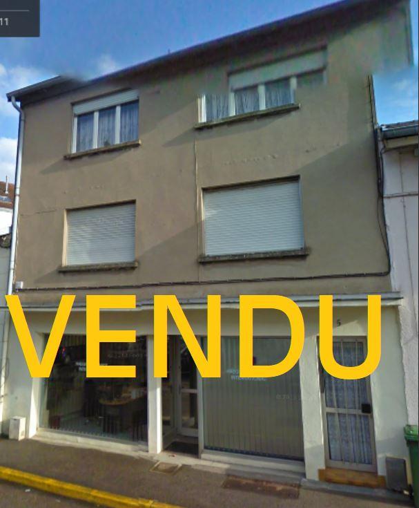 Immeuble de rapport à vendre F8 à Uckange