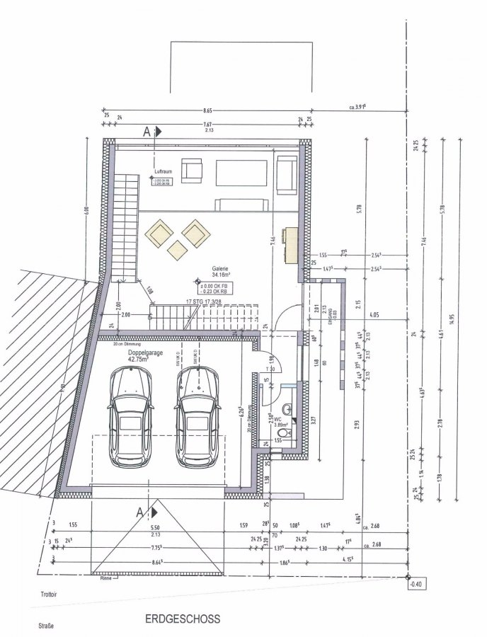 Maison jumelée à vendre 3 chambres à Bilsdorf