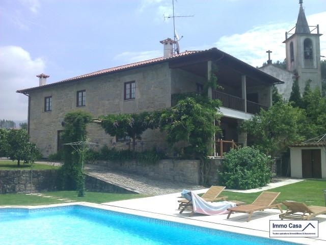 Villa à vendre 3 chambres à Braga
