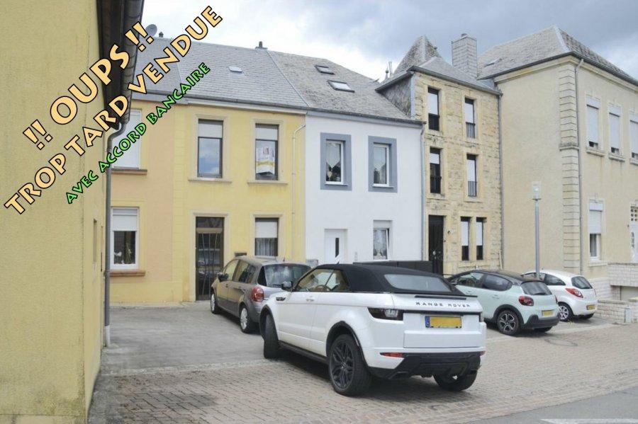 Maison à vendre Oberkorn