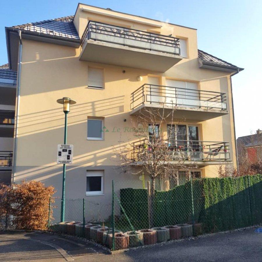 Appartement à vendre F3 à Sierentz