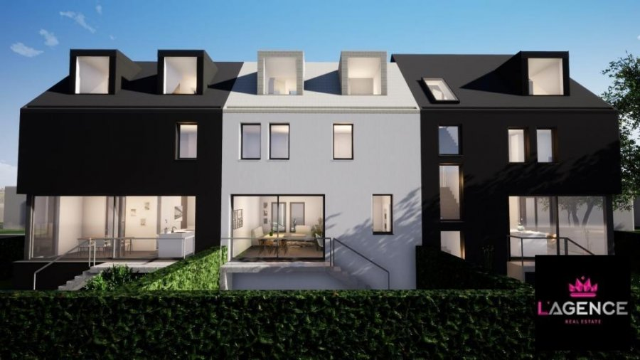 acheter maison jumelée 4 chambres 250 m² erpeldange (ettelbruck) photo 3