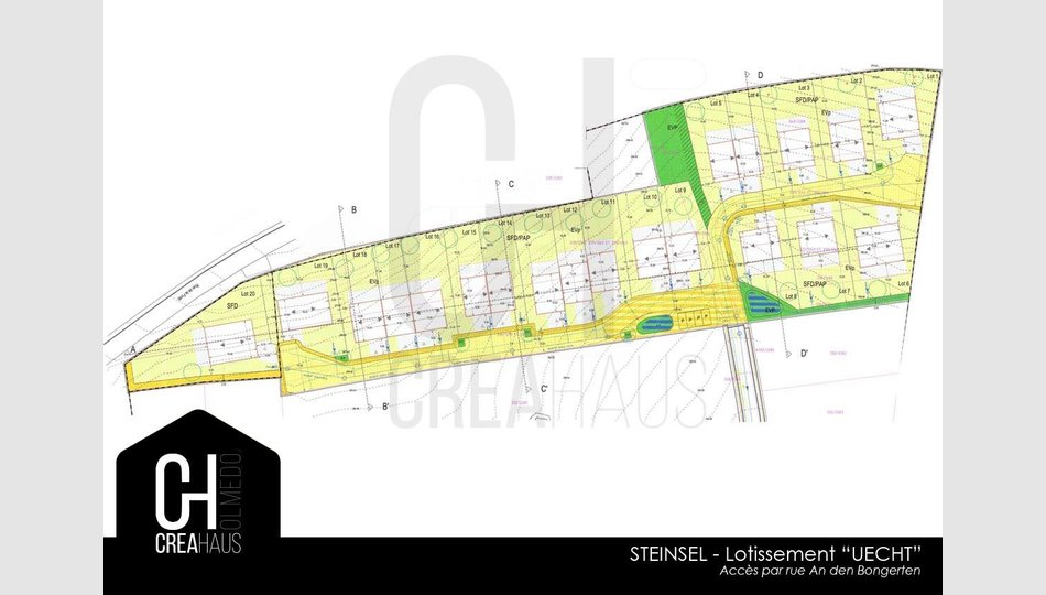 Housing project for sale in Steinsel (LU) - Ref. 6643254