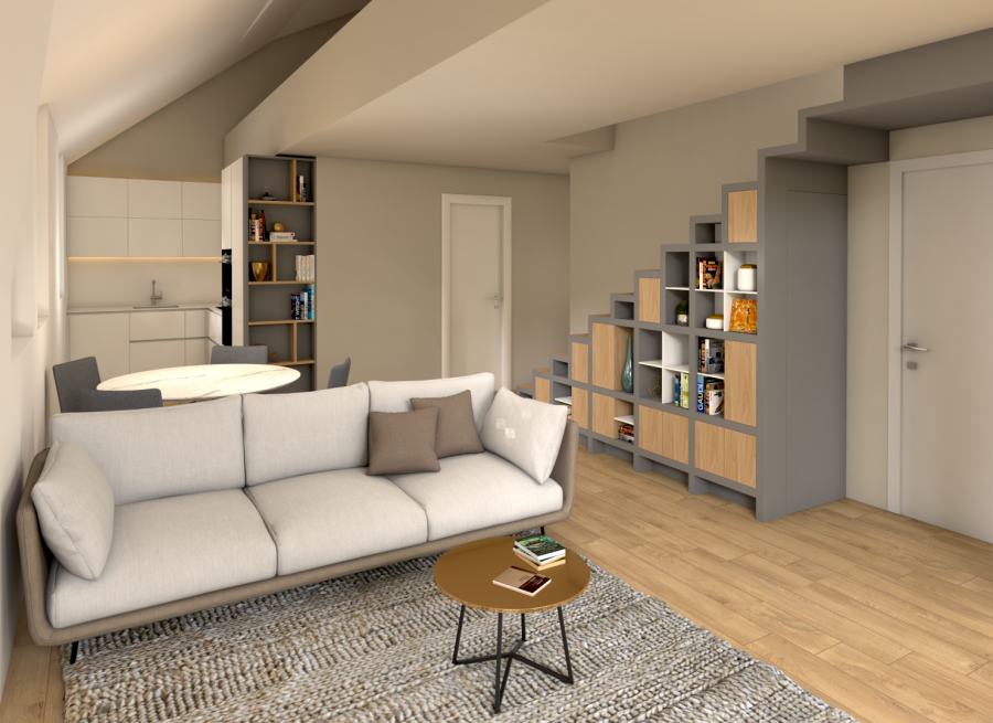 duplex for buy 2 bedrooms 91.23 m² luxembourg photo 4
