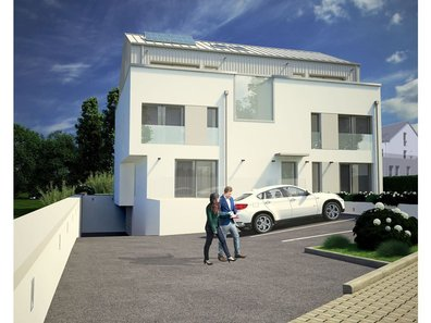 Penthouse à vendre 3 Chambres à Imbringen - Réf. 6644294