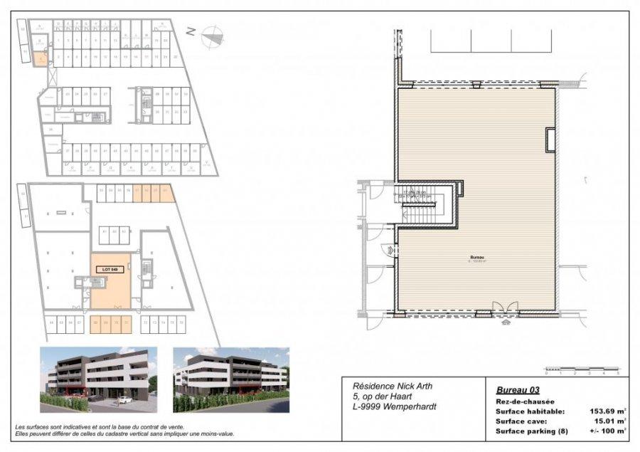 acheter entrepôt 0 chambre 153.69 m² weiswampach photo 2