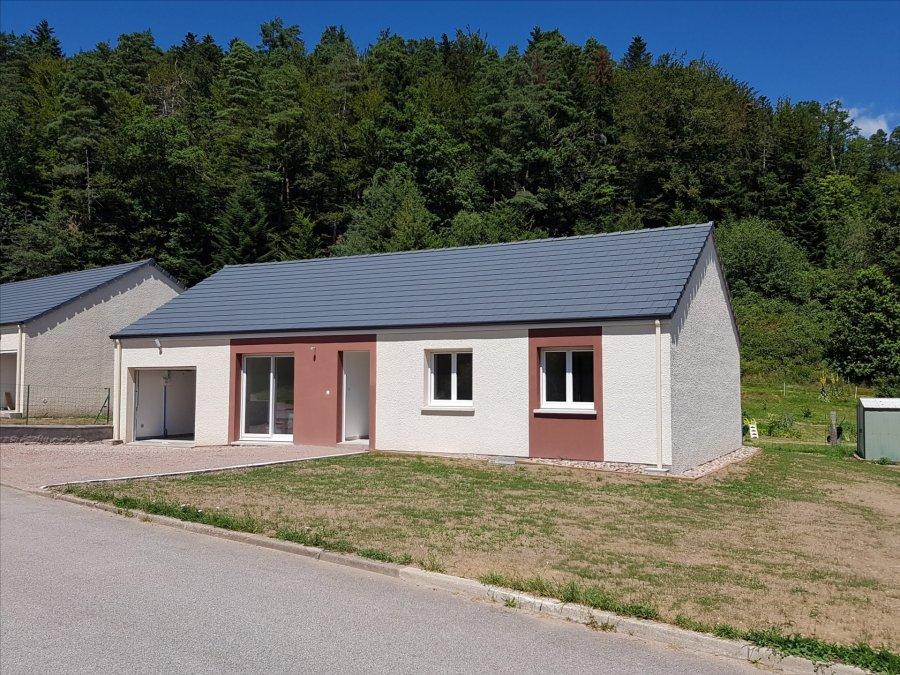 Maison à louer F4 à Saint-ame