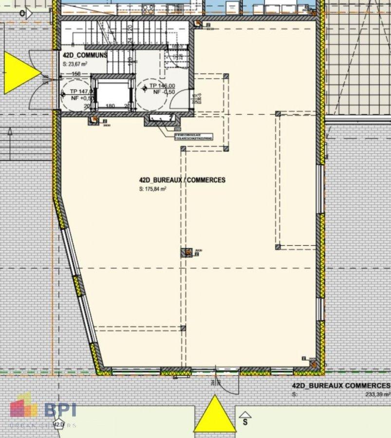 acheter local commercial 0 chambre 175.84 m² mertert photo 3