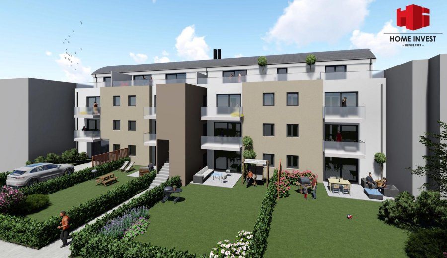 acheter appartement 2 chambres 79 m² tetange photo 3