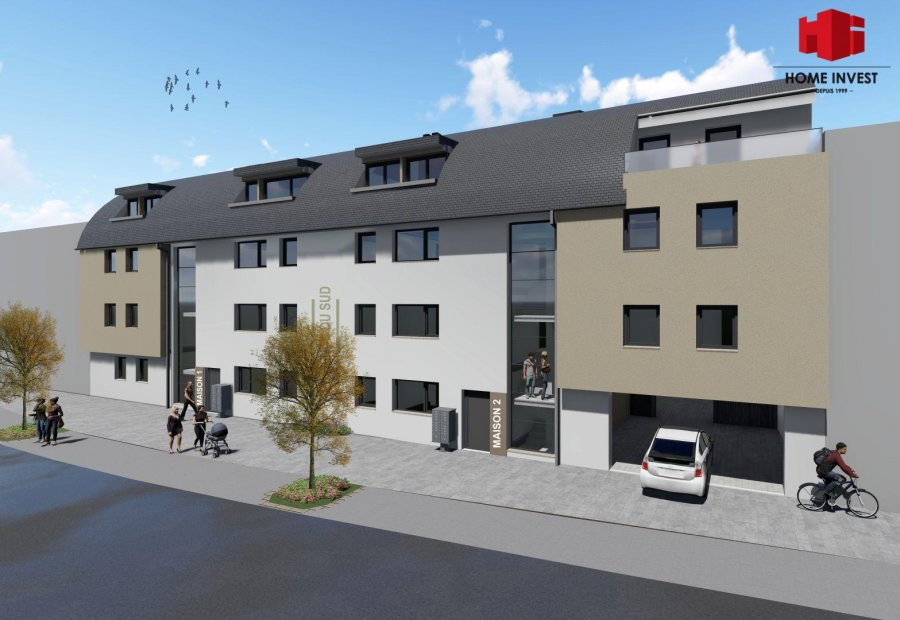 acheter appartement 2 chambres 79 m² tetange photo 2